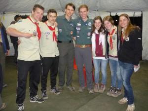 Romandie2014_BSA_Venture_Crew_Norway_Rover_Albstadt